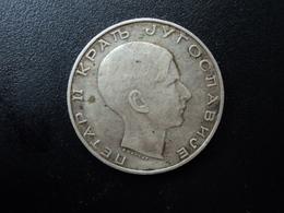 YOUGOSLAVIE : 50 DINARA   1938   Tranche A *    KM 24      TTB - Joegoslavië
