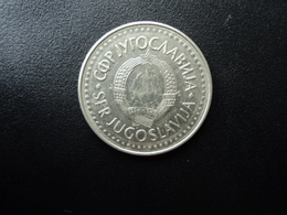 YOUGOSLAVIE : 50 DINARA   1985      KM 113     SUP - Jugoslawien