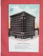 Waco   New Hotel  The Riggins  Texas > Waco   Ref 3745 - Waco