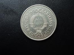 YOUGOSLAVIE : 50 DINARA   1986      KM 113     SUP - Jugoslawien