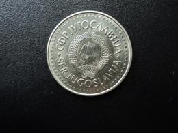 YOUGOSLAVIE : 50 DINARA   1987      KM 113      SUP+ - Joegoslavië