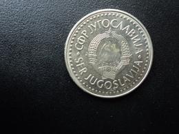 YOUGOSLAVIE : 50 DINARA   1988      KM 113      SUP+ - Yugoslavia