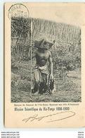 CONGO KINGSHASA - Expédition Lemaire - Mission Scientifique Du Ka-Tanga 1898-1900 - Masque De Danseur De L'Ou-Roua - Congo - Kinshasa (ex Zaire)