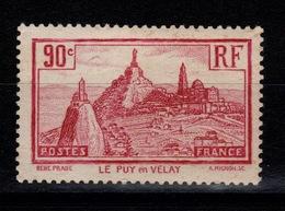 YV 290 Puy En Velay N** Legerement Jauni Cote 7 Euros - France