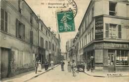 VAL D'OISE  ARGENTEUIL  Rue De La Liberté - Argenteuil