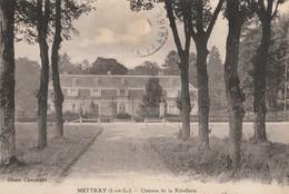 CPA   - 37   METTRAY CHATEAU DE LA RIBELLERIE H 241 PHOTO CHARPAGNE - Mettray