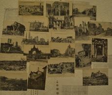 Lot De 20 Cartes Postales (CPA) Guerre 1914-1918 (voir Photo) - War 1914-18