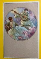 9241 - Pierrot à La Mandoline Et Colombine - Colombo, E.