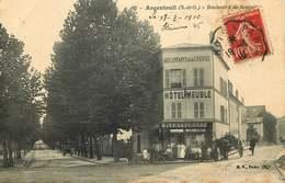 VAL D'OISE  ARGENTEUIL  Boulevard De Sannois - Argenteuil