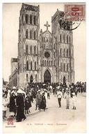 TONKIN - HANOI - Cathédrale - Ed. P. Dieulefils, Hanoi - Vietnam