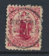 NEW ZEALAND, Class A Postmark  DEVONPORT - Used Stamps