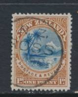 NEW ZEALAND, Class A Postmark  ROSS - Used Stamps