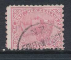 NEW ZEALAND, Class A Postmark  SOUTHBRIDGE - Used Stamps