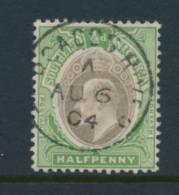 NIGERIA, Postmark  FORCADOS RIVER - Nigeria (...-1960)