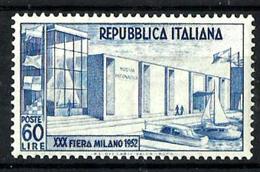 Italia Nº 623 En Nuevo. Cat.62,50€ - 1946-60: Mint/hinged