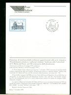 ITALIA - BOLLETTINO MINISTERIALE  N° 23/96 - FIRENZE 1996  -  CATTEDRALE SANTA MARIA DEL FIORE  -  Perfetto - Geschenkheftchen