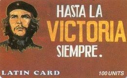 ITALY - PERU CARD - CHE GUEVARA - HASTA LA VICTORIA SIEMPRE - Italie