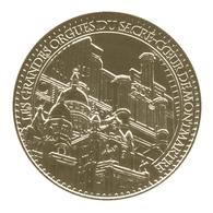 Monnaie De Paris , 2014 , Paris , Grandes Orgues Du Sacré-Coeur De Montmartre - Monnaie De Paris