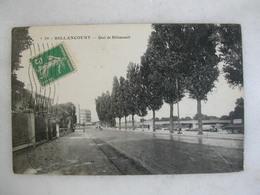 BILLANCOURT - Quai De Billancourt - Boulogne Billancourt