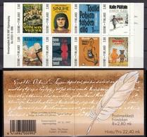Finland 1997 Centenary Of Finish Writers Association Booklet MNH - Finlande