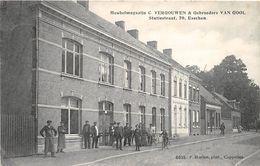 BB179 Esschen Statiestraat Meubelmagazijn Van Gool 1912 - Brecht