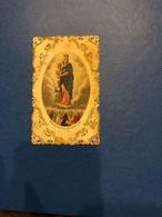 Mère Du Sauveur,priez Pour Nous - Devotieprenten