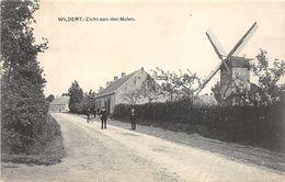 BB181 Wildert Zicht Aan Den Molen 1913 - Brecht