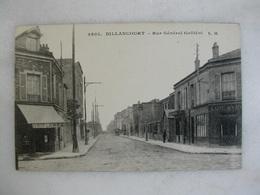 BILLANCOURT - Rue Général Galliéni - Boulogne Billancourt