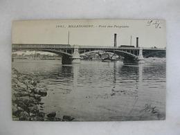 BILLANCOURT - Pont Des Peupliers - Boulogne Billancourt