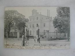 Mairie De BOULOGNE BILLANCOURT (animée) - Boulogne Billancourt