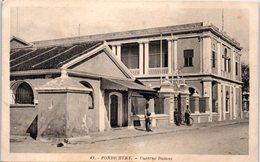 ASIE --  INDE --  Pondichery - Caserne Dumas - Inde
