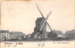 BB191 Willebroeck Le Moulin Voor 1906 - Willebrök