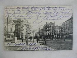 BOULOGNE SUR SEINE - Place Bernard Palissy (animée) - Boulogne Billancourt