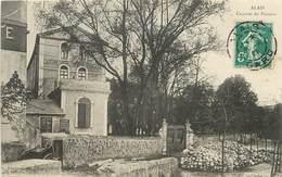 ALAIS - Caserne Du Pansera. - Alès