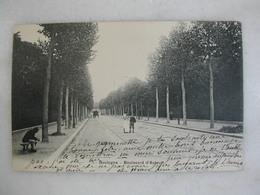 BOULOGNE - Boulevard D'Auteuil (animée) - Boulogne Billancourt