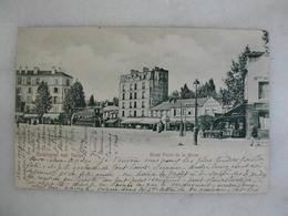 BOULOGNE SUR SEINE - Rond Point De La Reine (animée) - Boulogne Billancourt