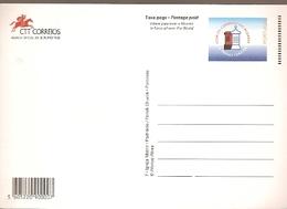 Portugal  ** & Postal Stationery, Algarve, Mother Church, Portimão 1998 (7) - Interi Postali