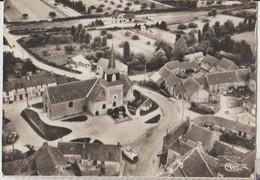 22 Trémorel Vue Aérienne Du Bourg Et De L'ancienne Gare,  Près De Merdrignac  -48c - Frankreich