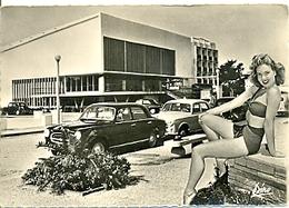 Postal Canet-Plage. Le Casino. Ref. 7-fra275 - Francia