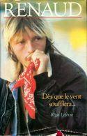 Renaud. Dès Que Le Vent Soufflera De Régis Lefevre (1986) - Musique