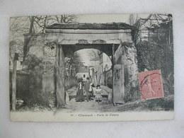 CLAMART - Porte De Fleury (animée) - Clamart