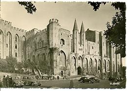 Postal Avignon. Le Palais Des Papes. Ref. 7-fra277 - Francia