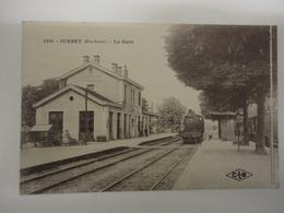 JUSSEY LA GARE N°2401 - France