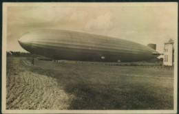"Ca. 1930. Bildkarte LZ 127 ""Graf Zeppelin"" Ungebrauchte Bildkarte - Zeppelins"