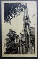 CPA 29 TREGOUREZ - La Vieille Et Remarquable Eglise Du XVIe Siècle - Edit. Bourhis -  Ref. W 142 - Francia
