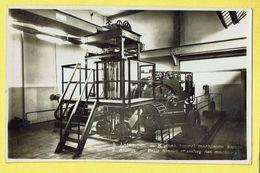 * Antwerpen - Anvers - Antwerp * (Real Photo - Lits) Kleine Tunnen Machinekamer, Tunnel Chambre Des Machines, Rare - Antwerpen