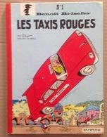 BD. 58. Benoît Brisefer N°1. Les Taxis Rouges. 1977 - Benoît Brisefer
