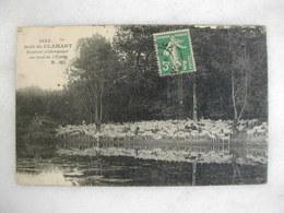 Bois De CLAMART - Moutons S'abreuvant Au Bord De L'étang - Clamart
