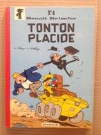 BD. 59. Benoît Brisefer N°4. Tonton Placide. 1976 - Benoît Brisefer