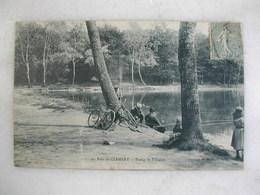 Bois De CLAMART - Etang De Trivaux (très Animée) - Clamart